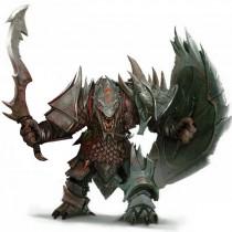Dragonborn: Aspect of Might